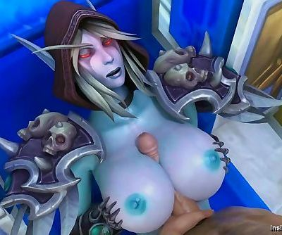 Sylvanas Part 2 - World Of..