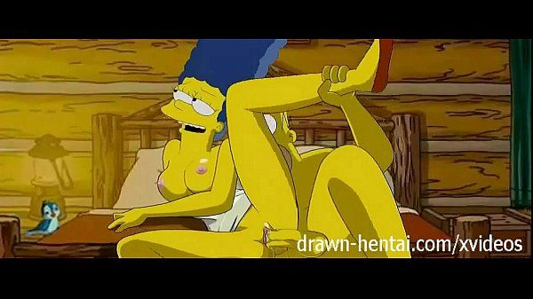 Simpsons Hentai - Cabin of..