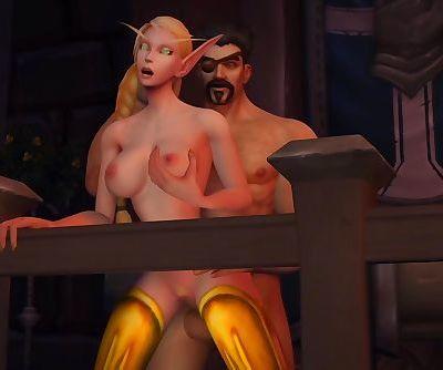 SFM World of Warcraft 1°..