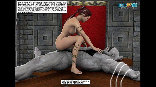 3D Comic: World Minecrack..