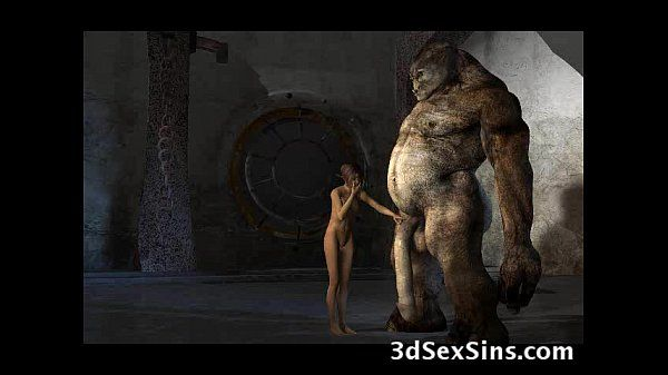 Canavarlar siktir et 3d babes! 3..