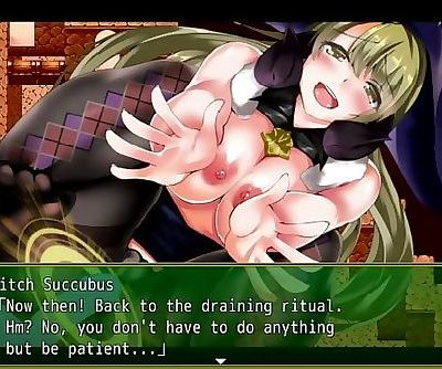 TRB : Succubus Witch
